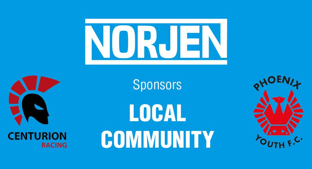 Norjen Sponsors Community